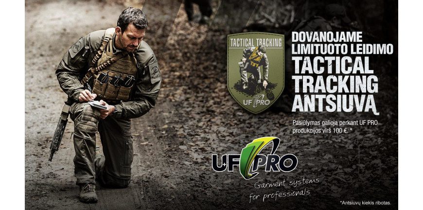 Uf Pro Tactical Tracking