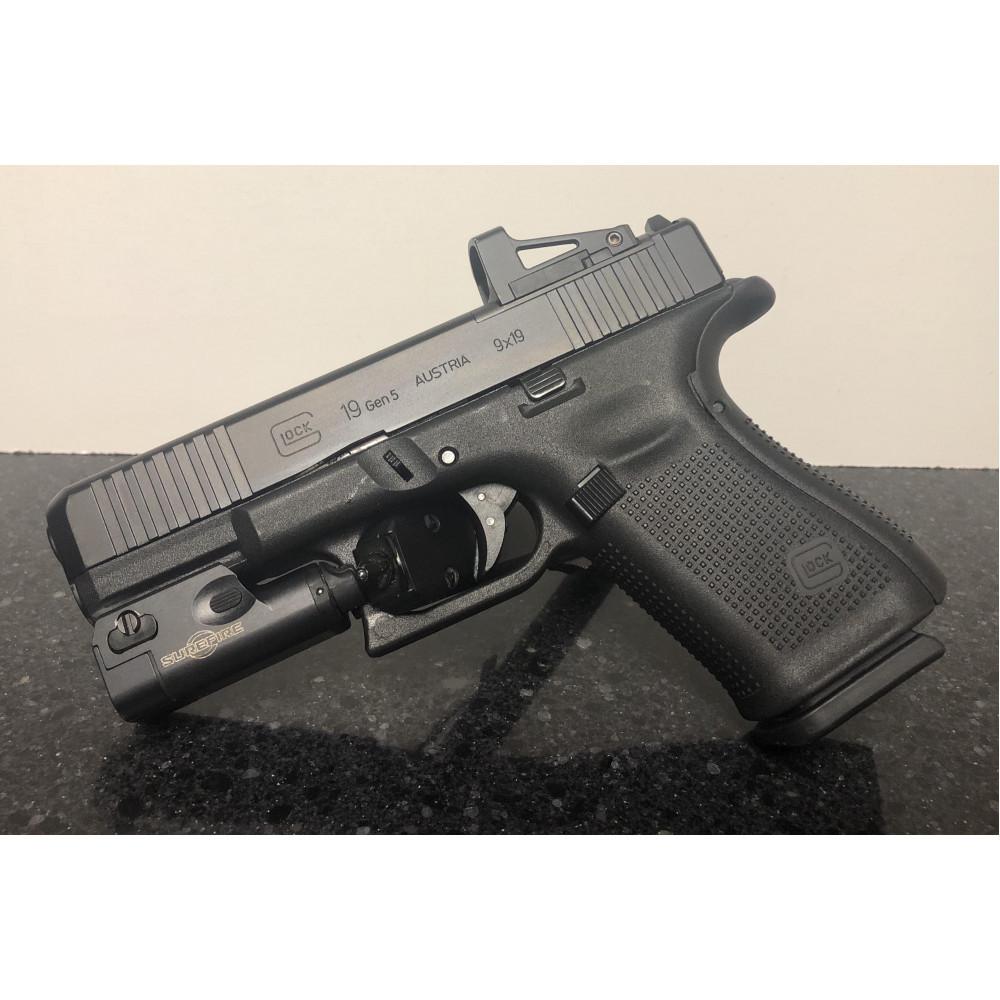 Pistoletas GLOCK 19 Gen5/MOS/FS