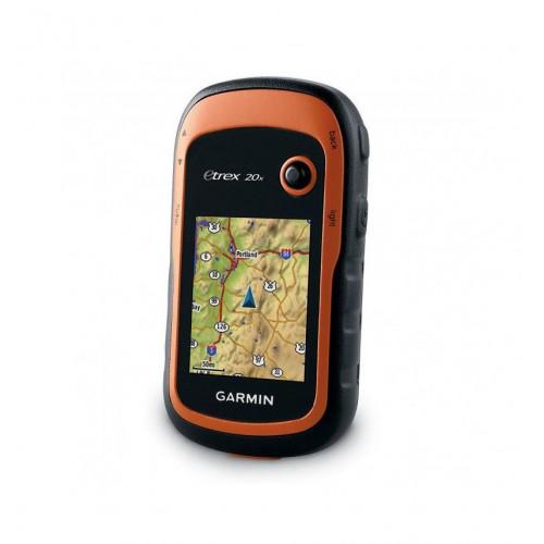 Navigatorius Garmin eTrex 20x