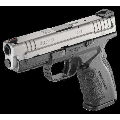 Pistoletas HS-9 4.0 SS G2
