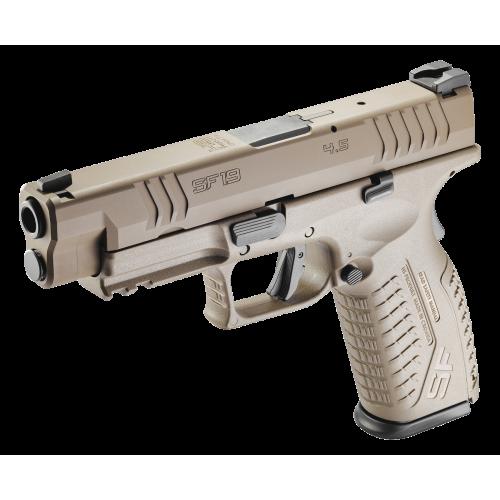 Pistoletas HS SF19 4.5 AFDE