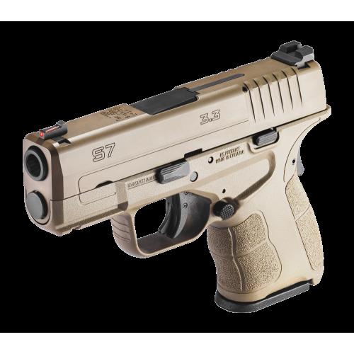 Pistoletas HS S7 3.3 AFDE