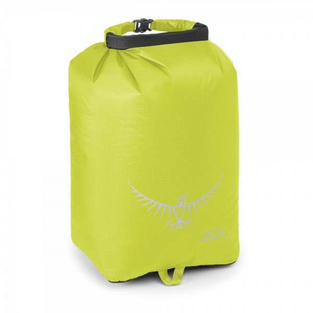 Transportinis maišas Osprey Ultralight DrySack 20 electric lime