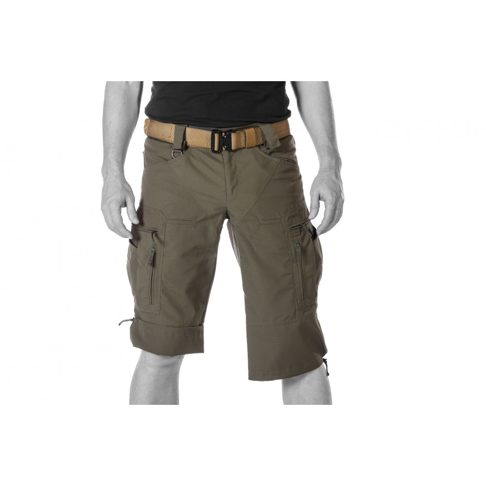 Šortai UF PRO P-40 Tactical brown grey