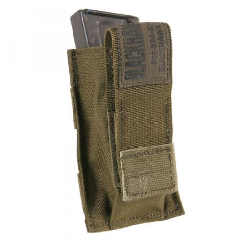 Krepšelis TALONFLEX  pistoleto dėtuvei, viengubas, žalias