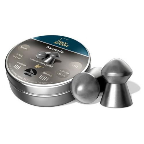 Kulkelės H&N BARACUDA 5.5mm / 200vnt