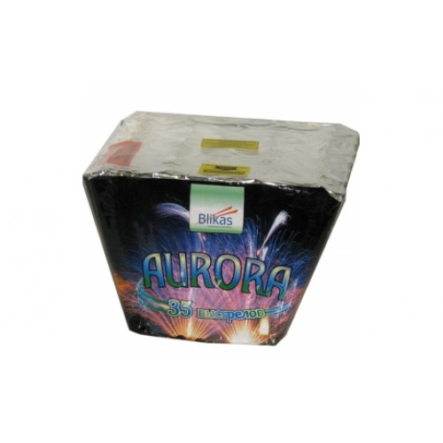 "Fejerverkas ""BL357 CE AURORA (Z)"""
