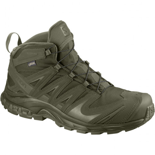 Batai Salomon XA Forces MID GTX range green