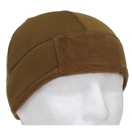 Flisinė kepurė MF 10859 coyote spalv. dydis 59-62