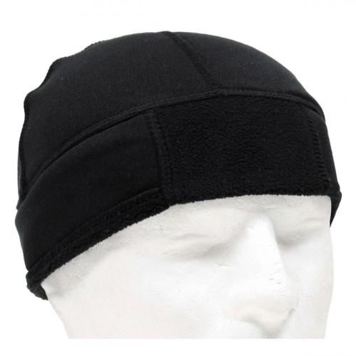 Flisinė kepurė MF 10859 juoda dydis 59-62