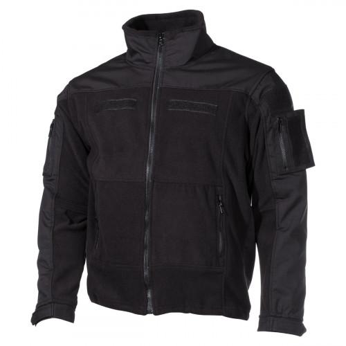 """Flisinis džemperis MF """"COMBAT"""" juodas"""