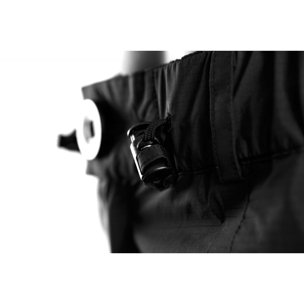 Kelnės CARINTHIA PRG juodos