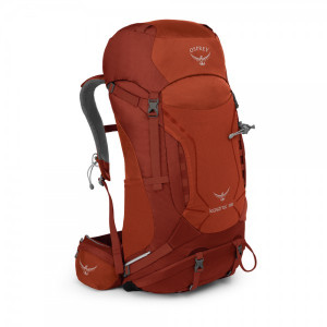 Kuprinė Osprey Kestrel 38 dragon red s/m