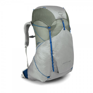 Backpack Osprey Levity 60 parallax silver MD