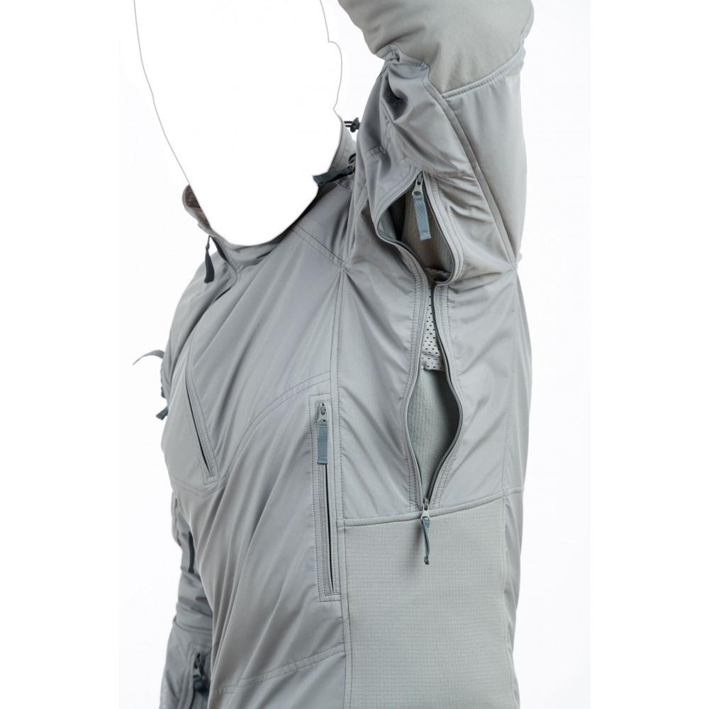 """Marškinėliai UF PRO """"AcE Winter Combat"""" Frost Grey"""