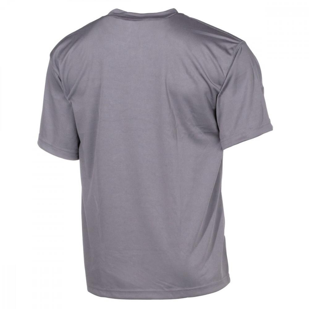 "Marškinėliai MF ""Tactical"" pilki"