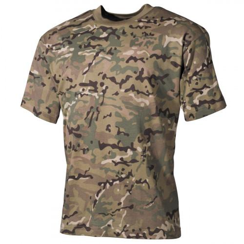 "Marškiniai MF ""US CLASSIC STYLE"" multicamo"