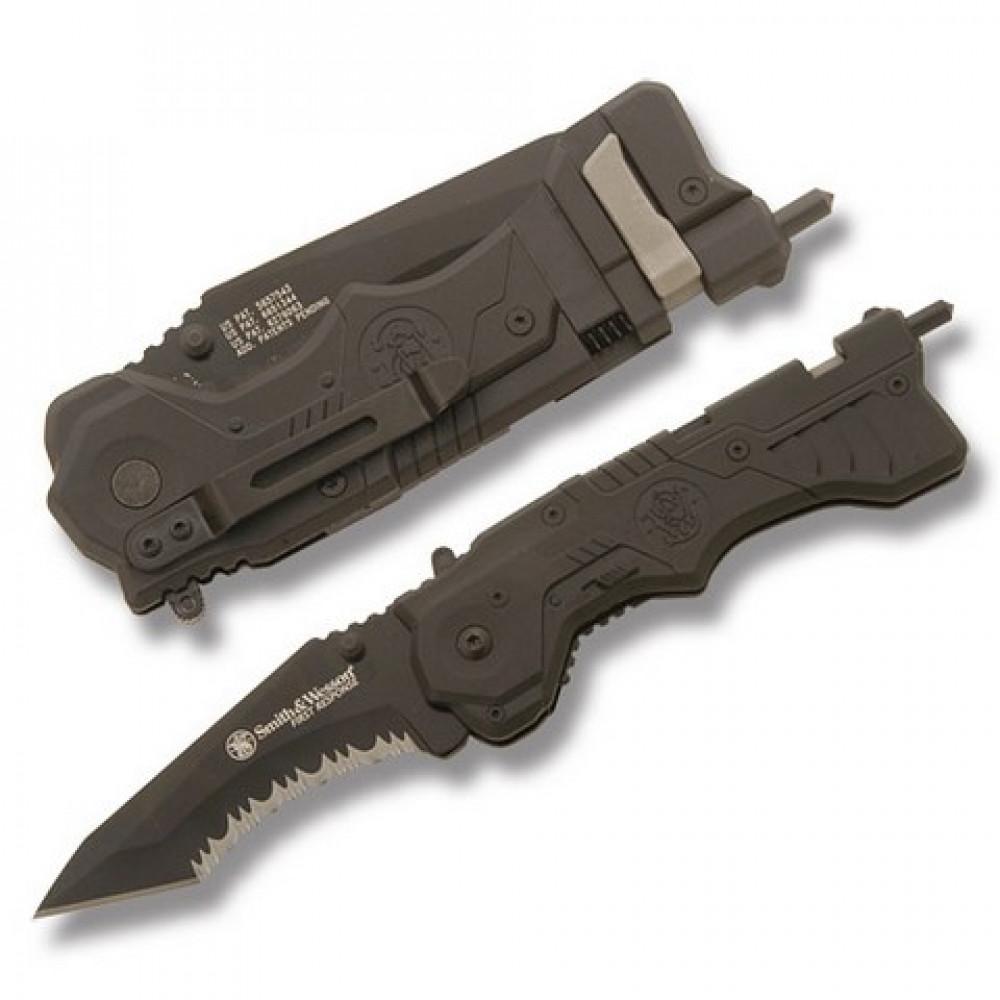 """Peilis S&W """"RESCUE KNIFE"""" SW911B"""