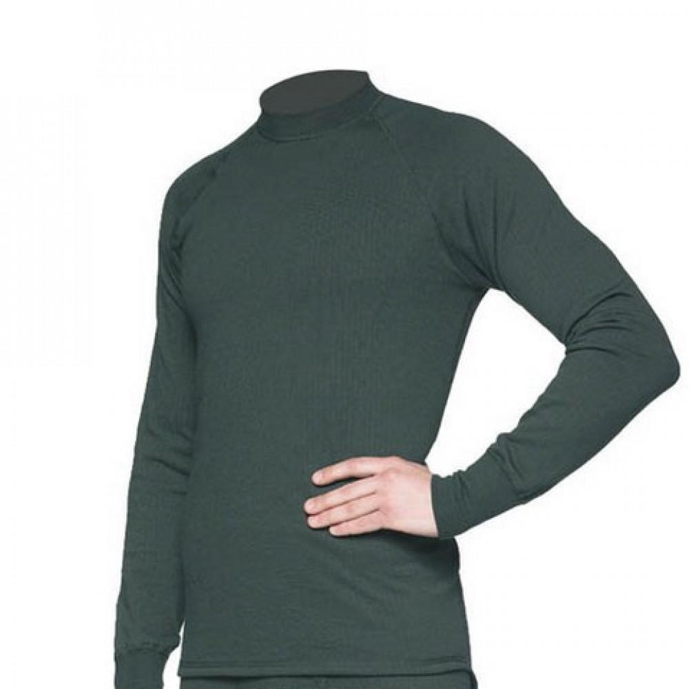 """Termoaktyvūs apatiniai marškinėliai AUDUMA """"LIGHT"""", juodi"""