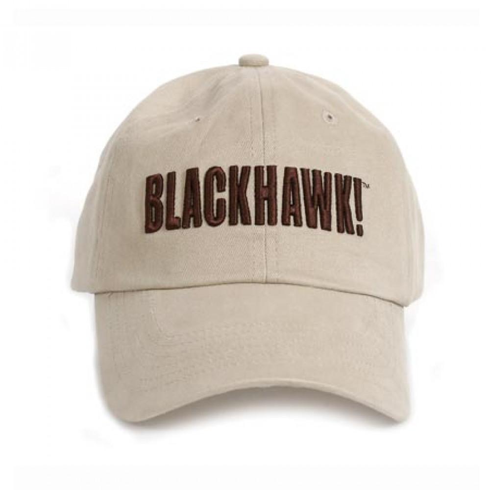 "Kepuraitė BLACKHAWK ""Logo low profile"", smėlio"