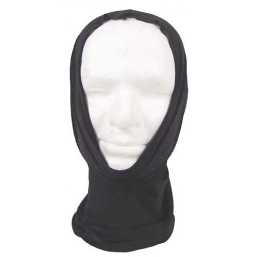 Universalus šalikas-mova-kepurė MAX FUCHS, juodas