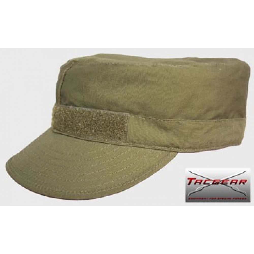 "Kepurė TACGEAR ""PATROL"", žalia"