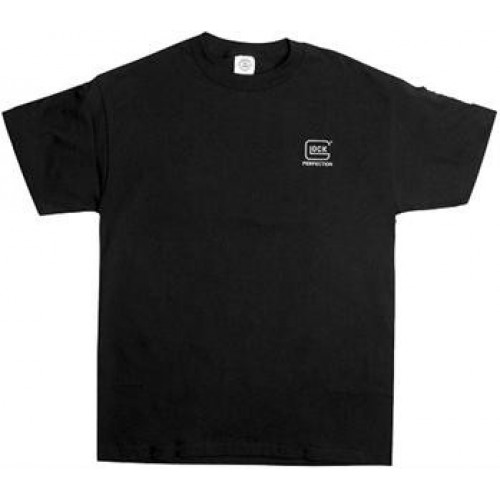 Marškinėliai GLOCK PERFECTION juodi