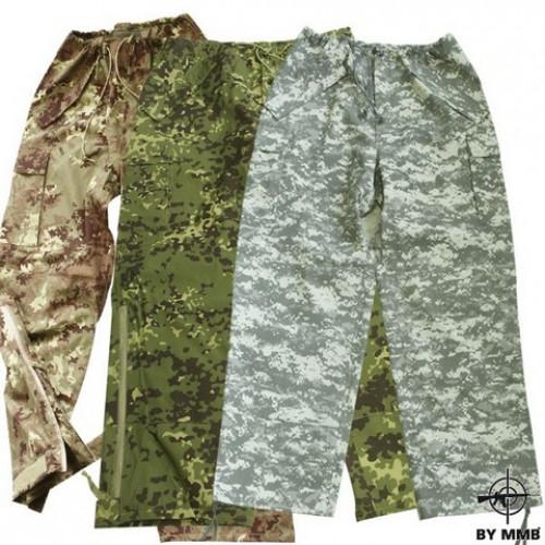 Kelnės MM neperlyjamos ir neperpučiamos ECWS, žalios