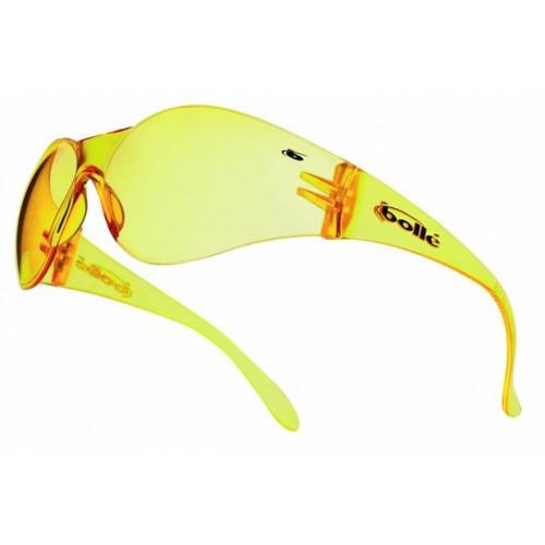 """Apsauginiai akiniai BOLLE """"BANDIDO"""" geltoni"""