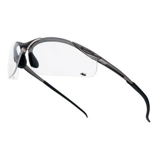 """Apsauginiai akiniai BOLLE """"CONTOUR"""" skaidrūs"""