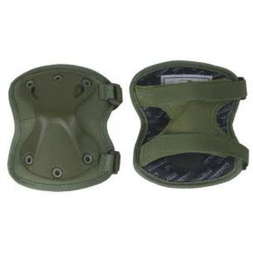 "Apsaugos HATCH ""XTAK 450"" alkūnėms žalios"