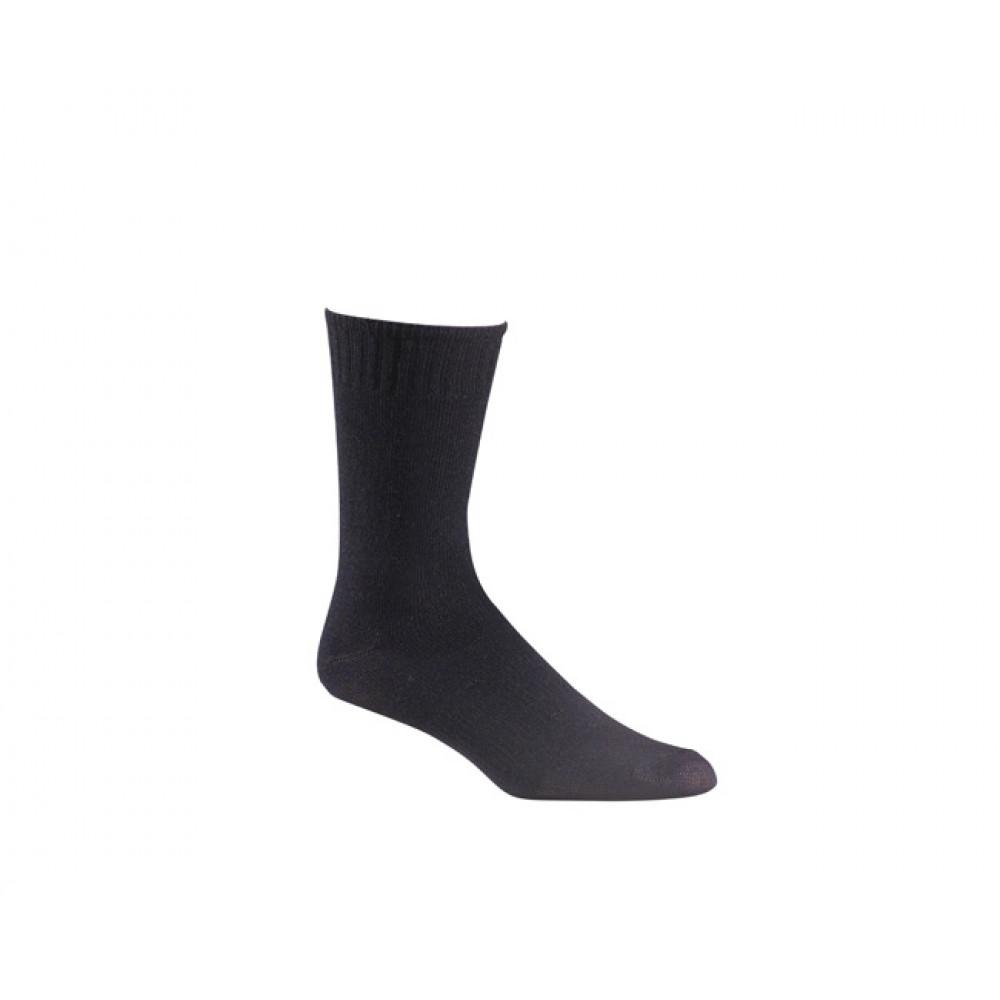 """Kojinės FOX RIVER """"6041 DRESS LINER"""" juodos, 2 poros"""