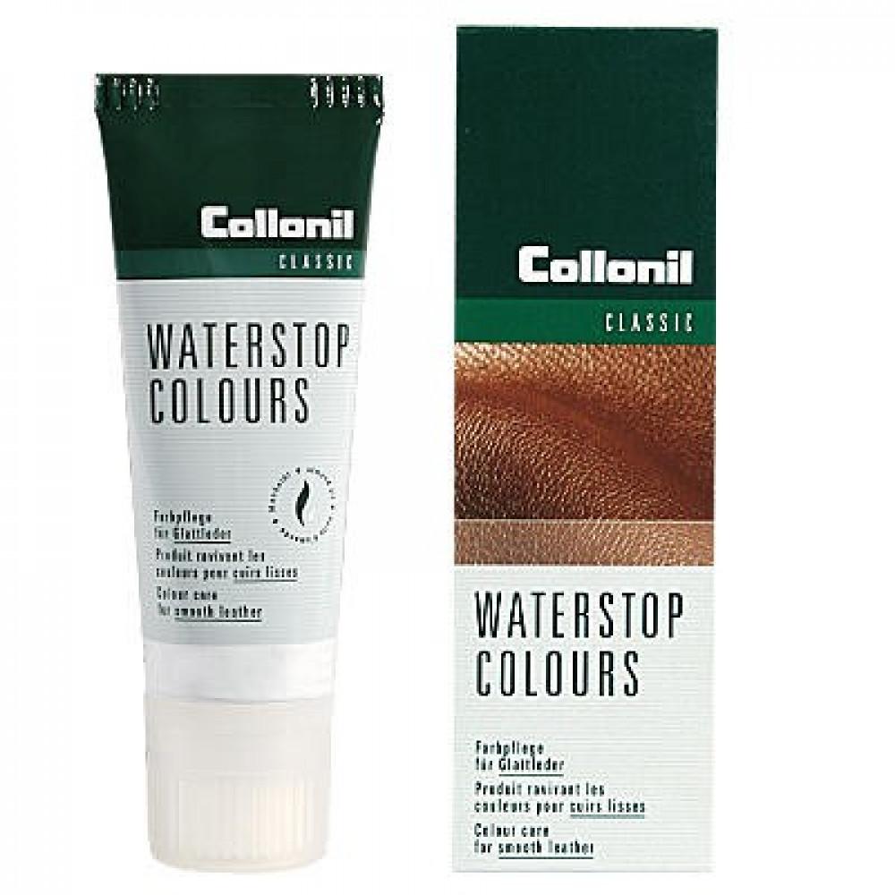 """Batų tepalas COLLONIL """"Waterstop colours"""", juodas 751"""