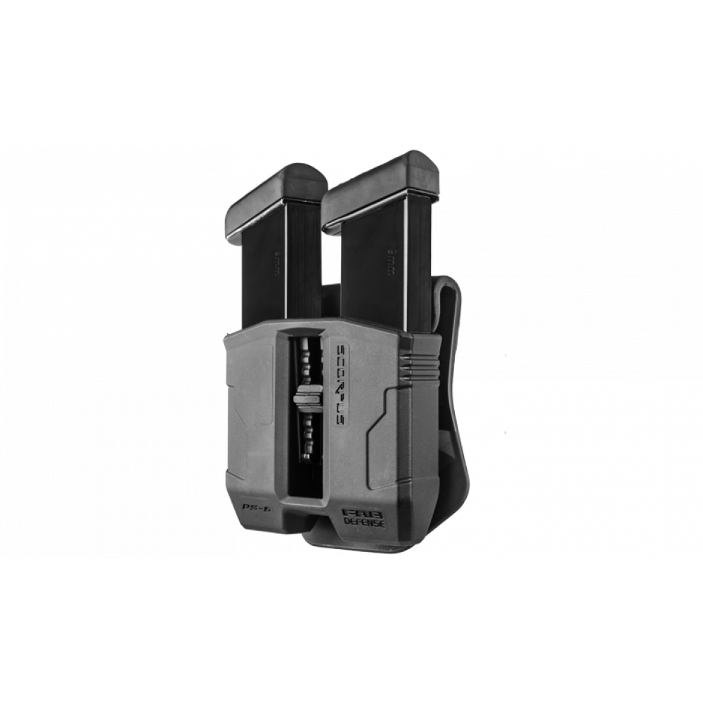 Dėklas FAB DEFENCE PS9B dviems dėtuvėms