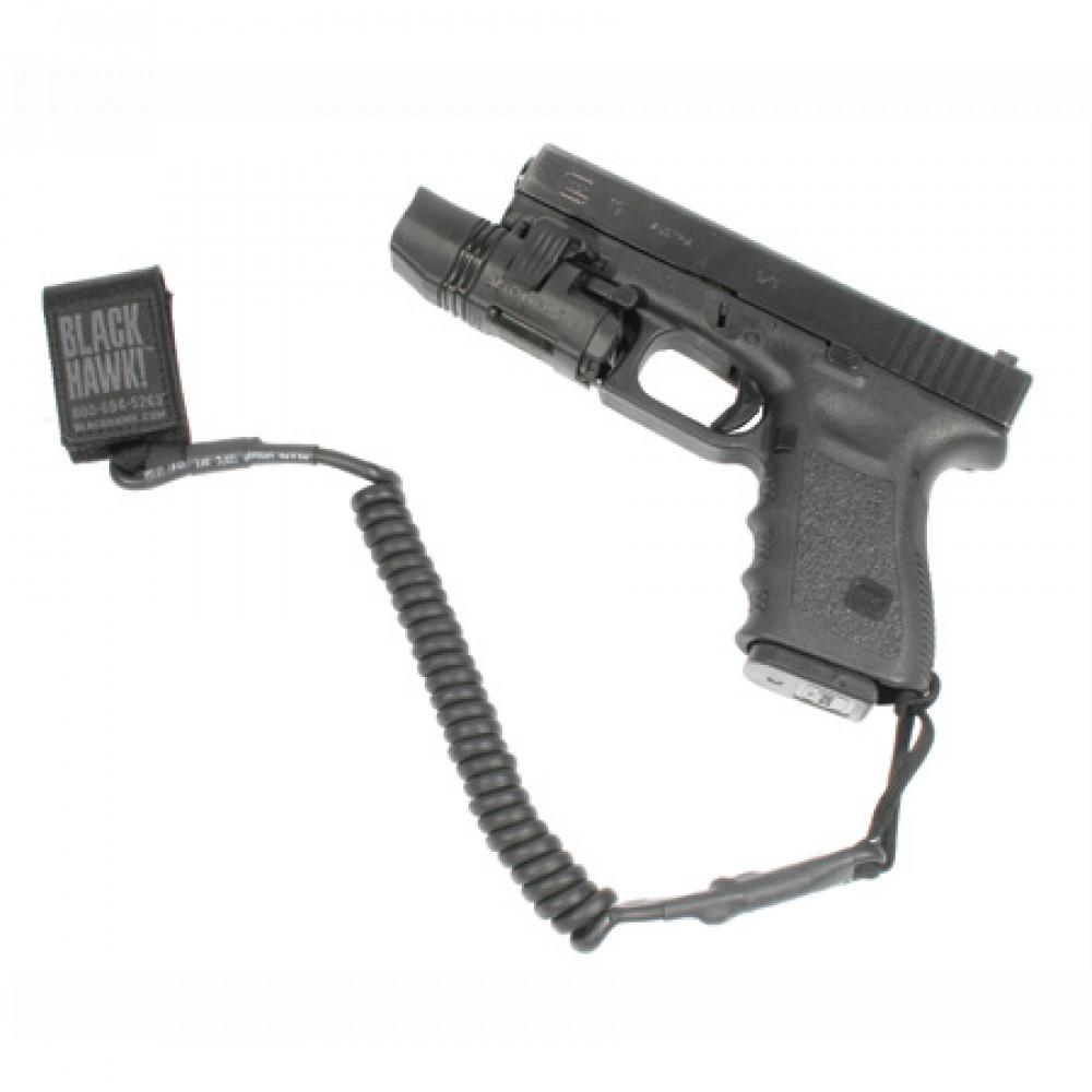 "Dirželis BLACKHAWK ""90TPL1BK"" pistoletui juodas"