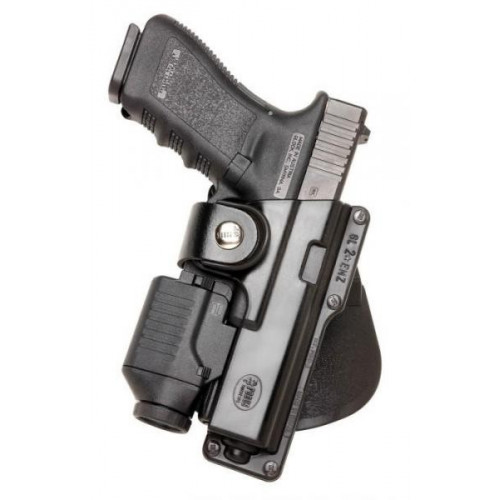 "Dėklas FOBUS GL17 ""EM17"" pistoletui su prožektoriumi"