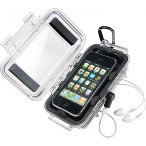 """Dėklas PELI """"i 1015 WL/WI-iPhone"""" skaidrus"""