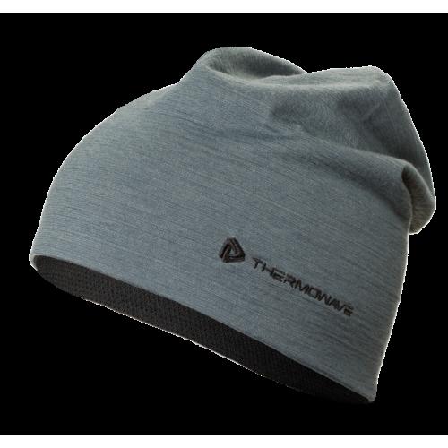 Kepurė THERMOWAVE pilka dydis L/XL