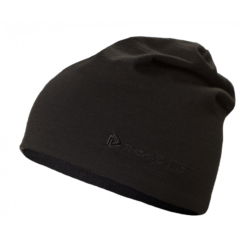 Kepurė THERMOWAVE juoda dydis L/XL