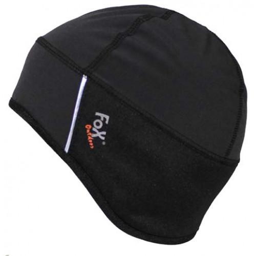 "Kepurė MF "" FOX 10861A"" juoda dydis L/XL"