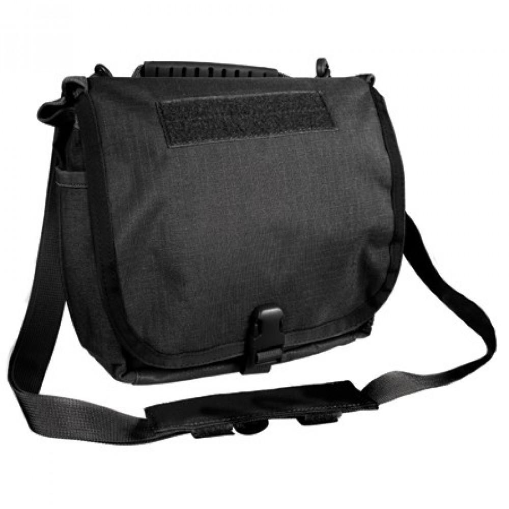 Taktinis krepšys per petį BLACKHAWK juodas