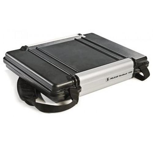 Dėklas kompiuteriui PELI 1090 Case W/Foam sidabrinis