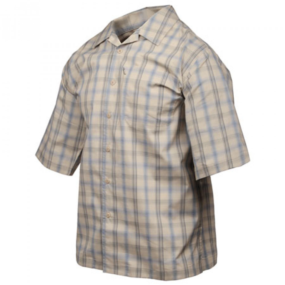"Marškiniai SS BLACKHAWK ""WW 1700"" khaki - mėlyni"