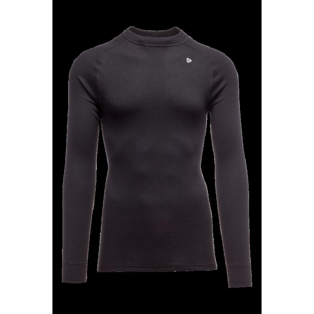 Termo marškinėliai THERMOWAVE ORIGINALS juodi