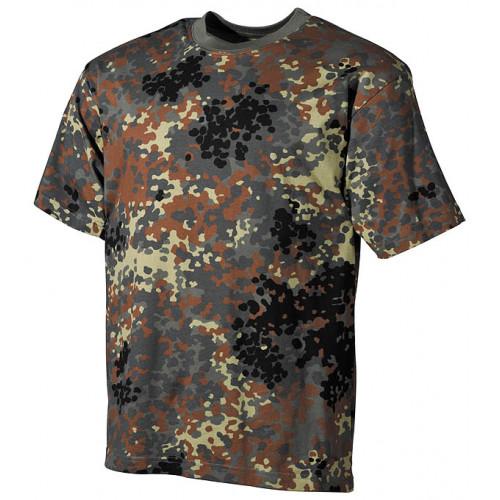 "Marškinėliai MF ""US CLASSIC STYLE"" bw camo sp"