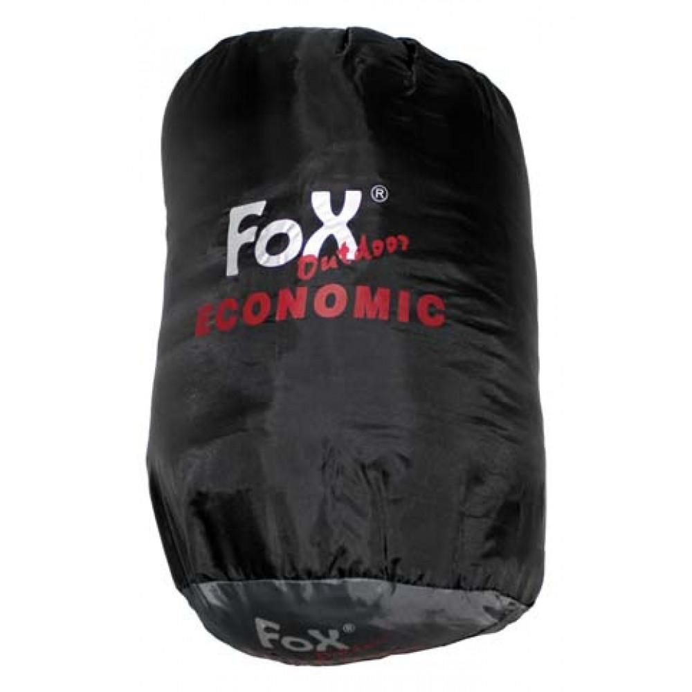 """Miegmaišis MF """"ECONOMIC"""" juodai - pilkas"""