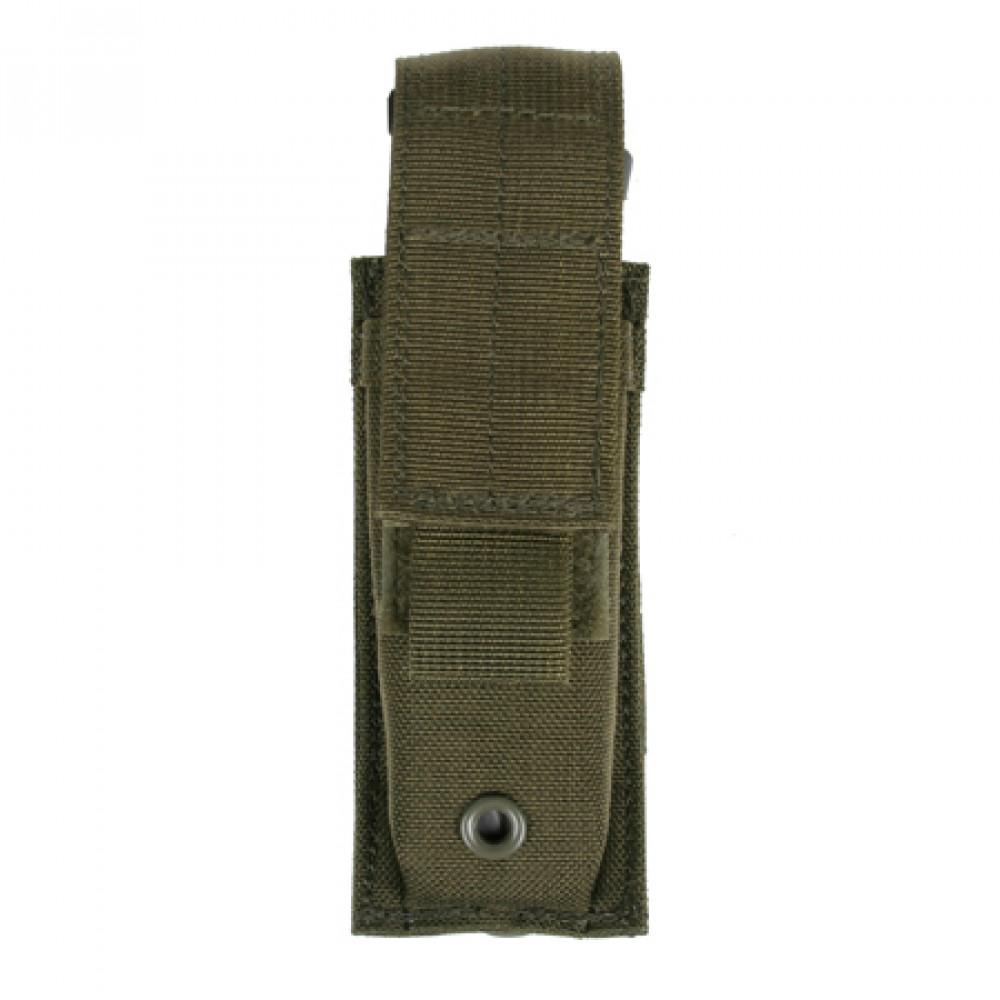 Krepšelis S.T.R.I.K.E.  pistoleto dėtuvei, viengubas, žalias