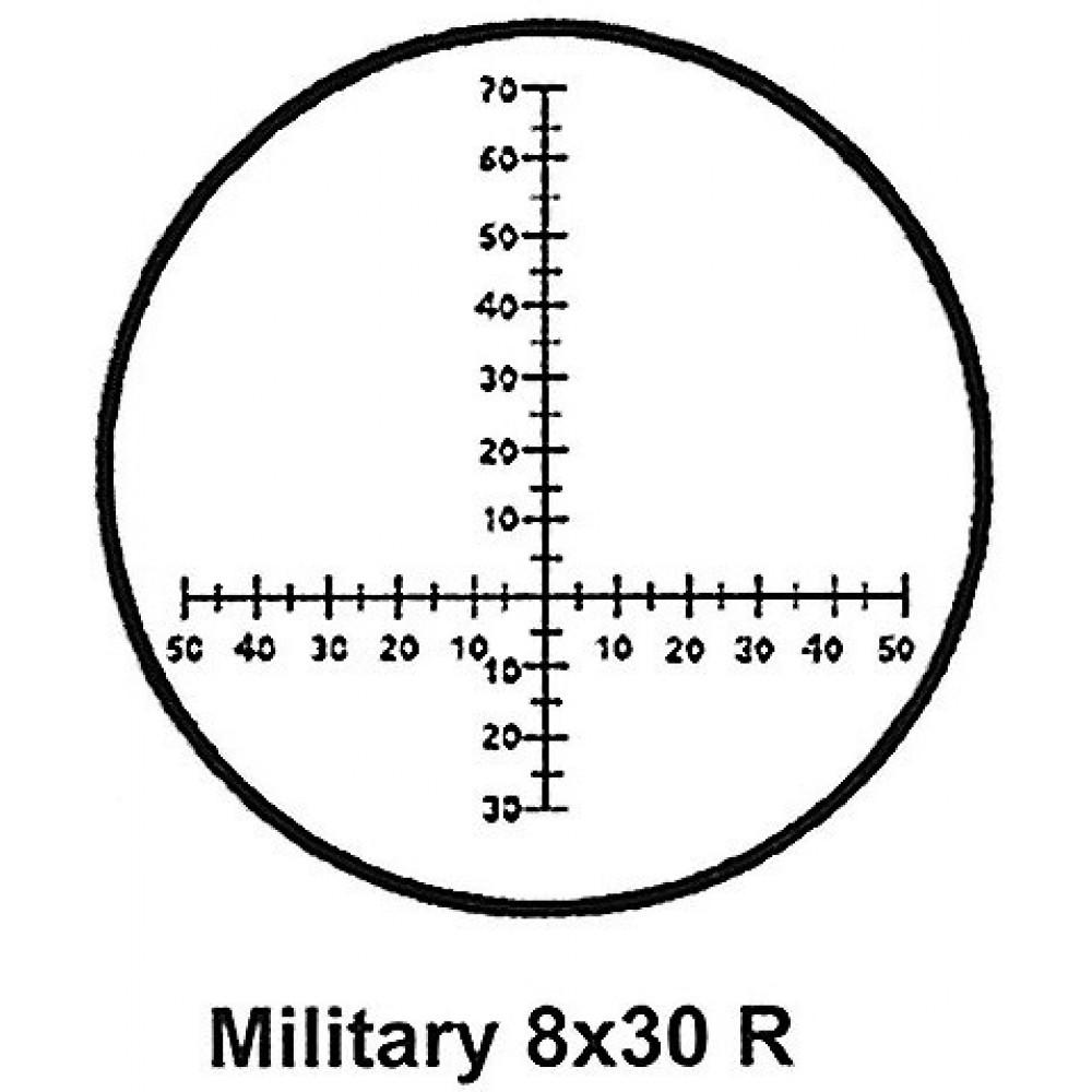 Žiūronai STEINER MILITARY 8x30