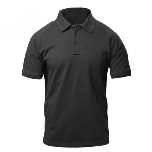 Polo maršk. BLACKHAWK 2012 Cotton juodi