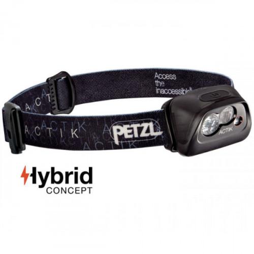 Prožektorius Petzl Actic 300lm juodas